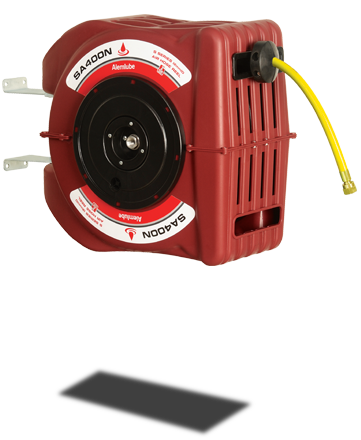 Alemlube S Series Air Hose Reel